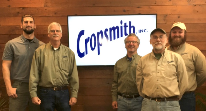 The Cropsmtih Research team